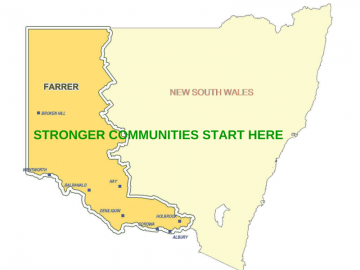 Stronger Communities applications opening soon