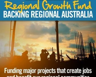 Big ideas flow in for Regional Growth Fund