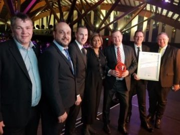 Griffith's Flavourtech wins top export award