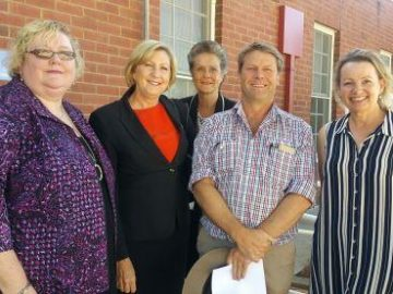 Deniliquin's new renal dialysis unit officially open