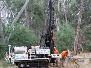 Early Works Underway on Echuca-Moama Bridge
