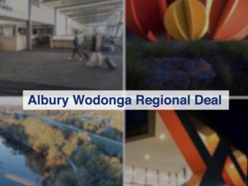 Albury Wodonga Regional Deal gets underway