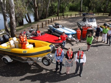 Saving Lives in Australian Rivers