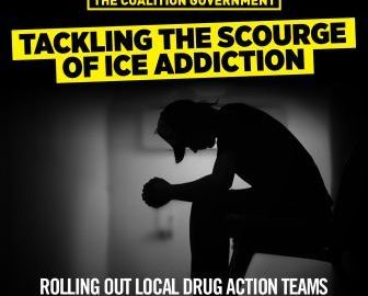 Targeting Ice use in Edward River region