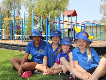 Schools in Farrer win new project funding