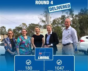 New mobile phone funding delivers in Farrer
