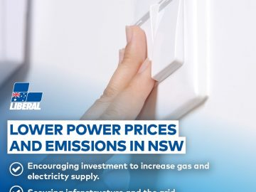 NSW energy deal to reduce power prices and emissions