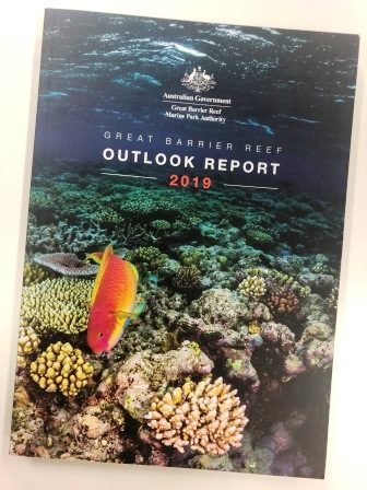 Supporting the Great Barrier Reef