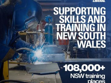New skills package to help deliver economic boost in Farrer