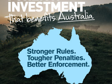 Stronger foreign investment regime comes into force