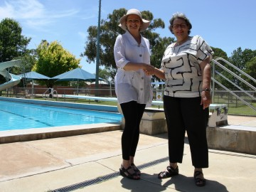 Henty and Holbrook pools to receive funding under National Stronger Regions programme