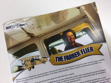 Farrer Flier newsletter – May 2016