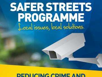 DELIVERING SAFER STREETS FOR FARRER