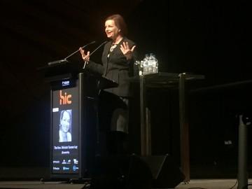Health Informatics Society of Australia (HISA) – speech – 27 July 2016