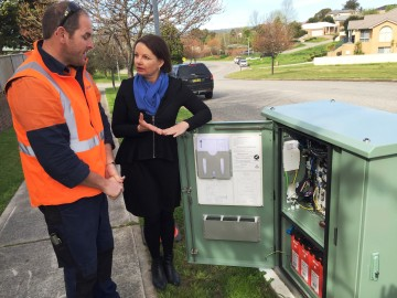 NBN fibre goes live in Albury this week