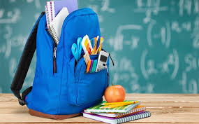 Back to School – 2019