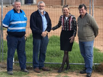 Coalition commitment to upgrade Leeton Showgrounds