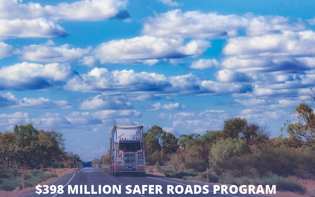 $18.9m in new road projects to keep motorists safer in Farrer