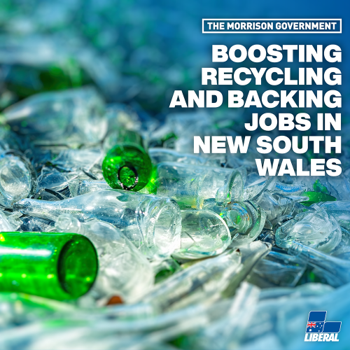 Boost for NSW recycling projects