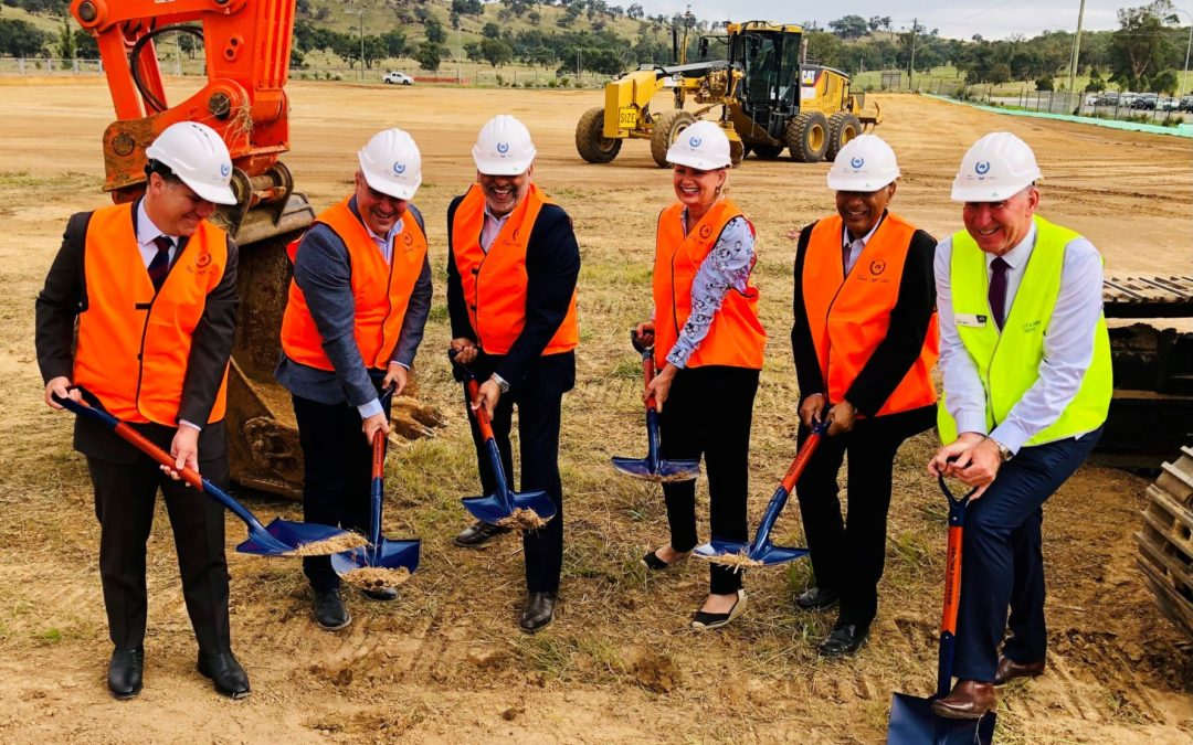 Australia's largest PET recycling plant under construction