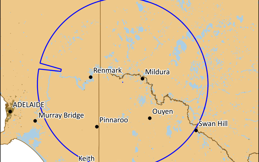New Mildura Radar switched on