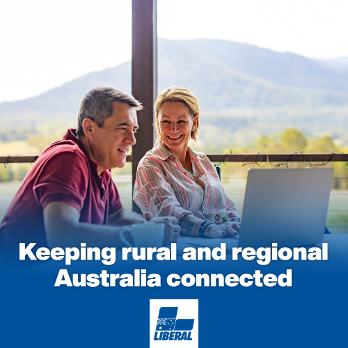 Super-fast digital connectivity announced for 3000 Murrumbidgee residents