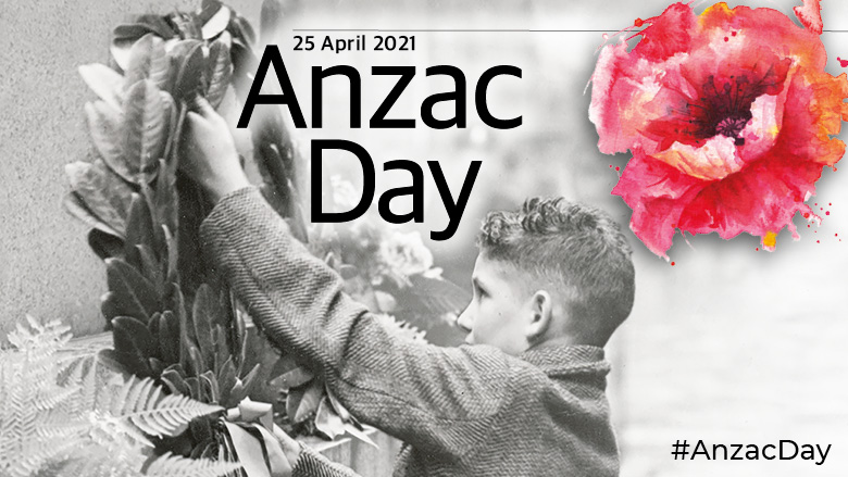 Commemorating ANZAC Day 2021