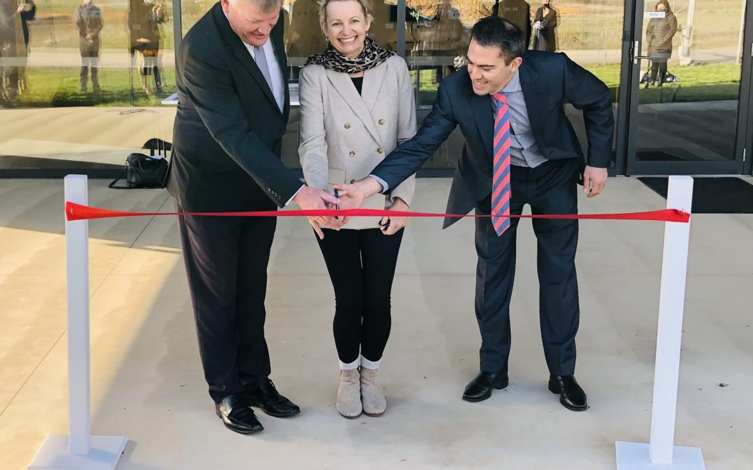 New Howlong Industrial Estate officially opened