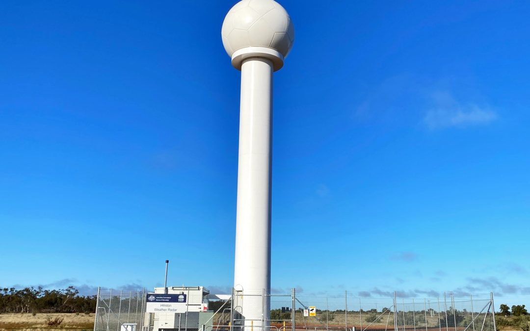 New Hillston radar switched on