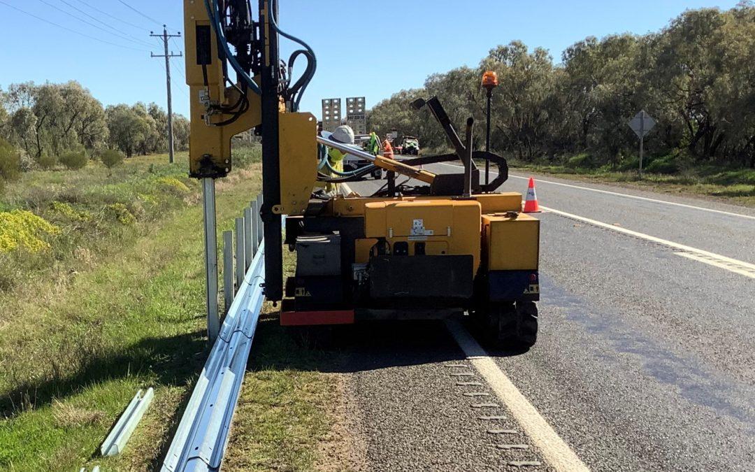 $17m in safety work starts on Burley Griffin & Irrigation Ways
