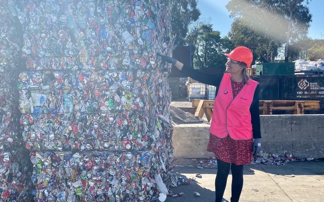 New push to expand recycling in regional and remote Australia